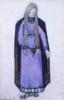 Рерих Н. К., Изольда, 2 акт, эскиз костюма (для оперы Зимина, 1912, не поставлено)